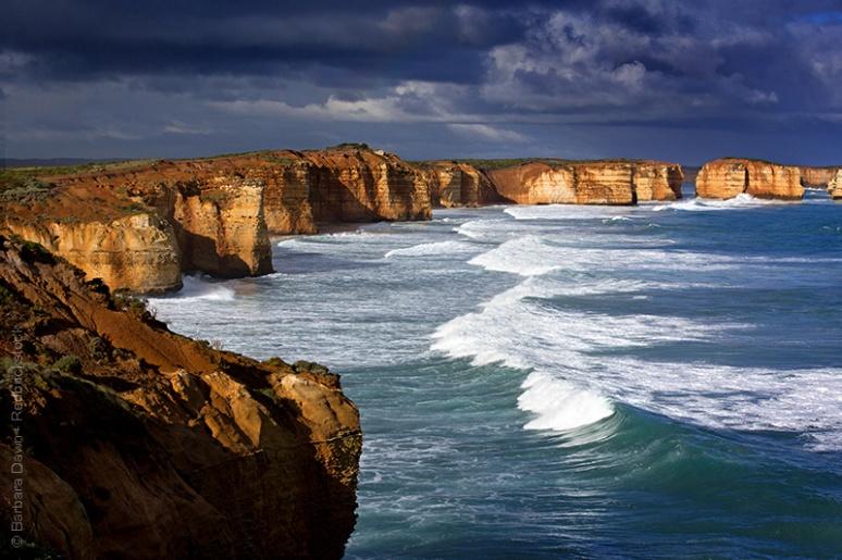 the great ocean road; great ocean road; ocean; seascape; seascapes;
